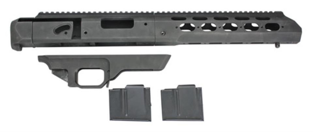 MDT Tac 21 Chassis For Remington 700 Short Action, RH