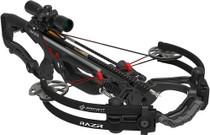 Barnett Razr Crossbow Illuminated Scope Package, 3x32mm CRT, 400fps, Black