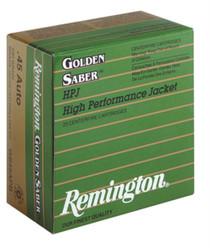 Remington Premier 40 S&W Boat Tail Hollow Point 165gr, 25rd/Box