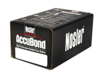 Nosler AccuBond .338 225gr, 338 Caliber 50 Per Box
