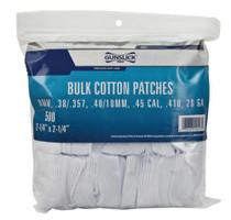 Gunslick Cleaning Gunslick Cleaning Patches .38-.45 Caliber/20-.410 Ga 500 Bulk Pack