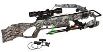 Excalibur Matrix Crossbow Package 405 FPS, Mossy Oak Treestand
