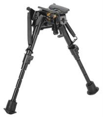 "Caldwell XLA Pivot Bipod, Black, 6""-9"""