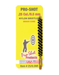Pro-Shot .25 Cal./6.5mm Nylon Rifle Brush