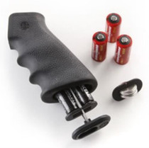 Hogue AR-15/M-16 OverMolded Rubber Grip with Cargo Management System Storage Kit