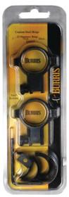 """Burris Optics Signature Ring Rimfire/Airgun Medium One"""" Matte"""