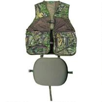 Primos Gobbler Hunting Vest Camo 2XL/3XL Mesh and Treehide