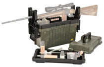Plano Molding Camo Shooter's Case With Trays