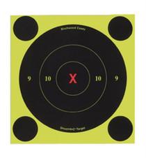 Birchwood Casey Shoot-N-C 6-Inchrd X-Bullseye Targets 60 Per Package Plus 240 Pasters