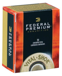 Federal Vital-Shok .454 Casull 300 Grain Swift A-Frame 20rd Box