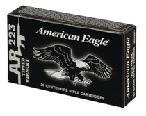 Federal Ammunition FED 223 50GR GRAY TIP VARMINT