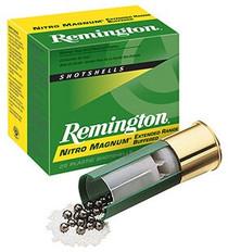 "Remington Nitro Mag Loads 12 Ga, 3"", 1-7/8oz, 4 Shot, 25rd/Box"