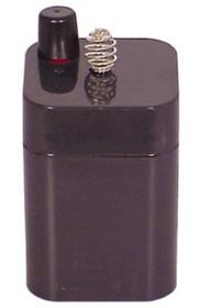 Moultrie MFHSRB6 6 Volt Rechargeable Battery Black