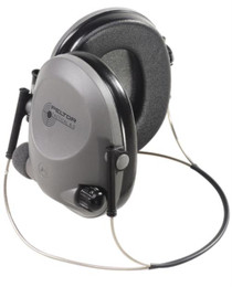 3M Peltor Tactical Electronic Hearing Protection Muffs Black/Gray