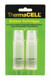 Thermacell Butane Cartridge Refills Two-Pack