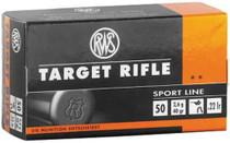 RWS Target 22LR 40gr, 50rd Box