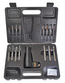 BSA Boresighter Kit, Studs Multiple Caliber Steel