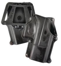 Fobus Roto Belt Holster Ruger 90/93/94/95/97 9mm/40Cal/45 ACP Plastic Black