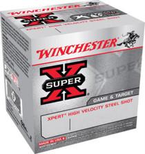 "Winchester X-Pert Upland Steel 12 Ga, 2.75"", 1-1/8oz, 6 Shot, 25rd Box"