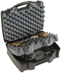 Plano Pro-Max PillarLock 4 Handgun Case, Thick-Wall Plastic Contoured