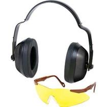 Allen Shooter's Muffs & Glasses Combo