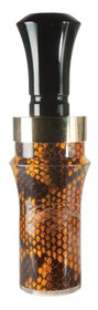 Duck Commander Cold Blooded Duck Call Double Reed Acrylic Copperhead