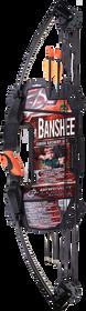 Barnett Banshee Archery Set Intermediate Banshee Black