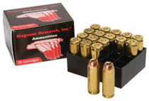 Magnum Research 50 Action Express JHP 300gr, 20Box/10Case