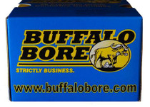 Buffalo Bore 9mm +P+ 147gr, JHP, 20rd/Box