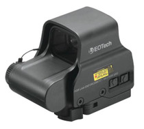 EOTech EXPS2-0 QD Lever, Side Buttons, 65MOA Ring And Dot