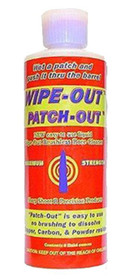 Sharp Shoot-R Wipe-Out Accelerator Use, Wipe-Out Brushless Bore Cleaner 8 oz