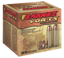 Barnes VOR-TX Handgun Hunting 41 Remintgon Magnum 180gr, 20rd Box