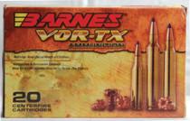 Barnes VOR-TX .35 Whelen Barnes Tipped Triple Shock X-Bullet 180gr, 20rd Box