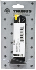 Taurus Magazine 809M 9mm, Steel, Black, 17rd