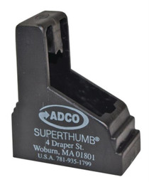 Eagle Import Staggered 9mm/Some Straight In-Line Mag Speedloader Black
