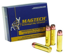 Magtech 500 S&W Light Loading SJSP 325gr 20rd/Box