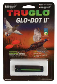 Truglo Glo-Dot II 410 Ga Plain Barrel Green/Front