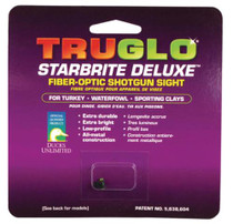 Truglo Star Brite Deluxe Shotgun Bead 5/40 Red