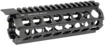 Midwest K-Series KeyMod Two Piece Drop-In Handguard Carbine Length Black