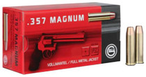 GECO 357 Magnum 158 gr, Full Metal Jacket 50rd/Box