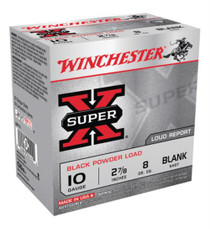 "Winchester Super X Upland Blank 10 Ga, 3"", 25rd/Box - Not Ammo, These Are Blanks"