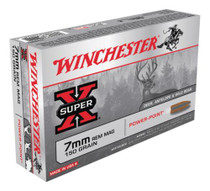 Winchester Super-X 7mm Rem Mag 150 Grain Power-Point 20rd Box