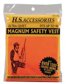 Hunter's Specialties Magnum Safety Vest Blaze Orange Size XXXX-Large