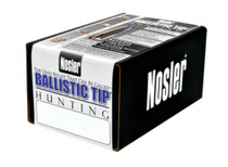 Nosler Ballistic Tip Hunting 6mm .243 95gr, 50/Box