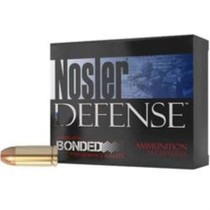 Nosler Performance Bonded 45 ACP Hollow Point 230 gr, 20rd/Box