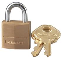 Master Lock Pin Tumbler Solid Brass Locks Keyed Differently