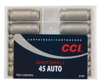 Cci Centerfire Handgun Shotshells .45 Auto Shot Size 9 120gr 10rd/Box