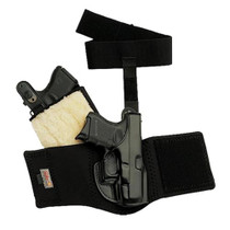 Galco Ankle Glove SiG 290 9mm, Black, RH