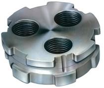 Lee Extra Turret 1 Steel, 3-Hole