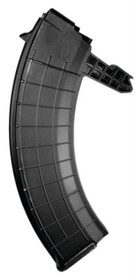 ProMag Magazine SKS 7.62X39mm, Black, Polymer, 40rd Capacity